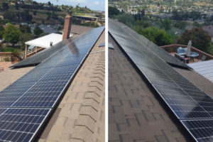 Another ZeroDown Solar Install in Spring Valley CA