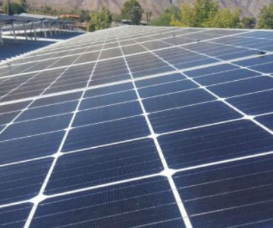 Solar Panels with Solar Edge