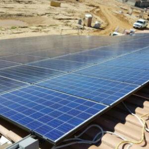 Solar installation El Cajon ca