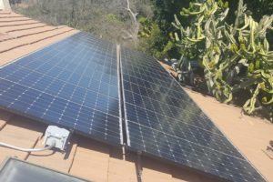Residential Solar Installation Alpine