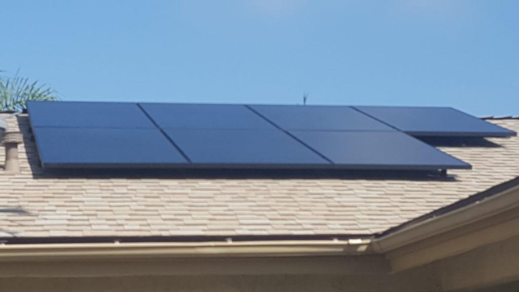 Residential Solar Panel Gallery