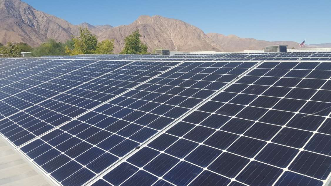 Corporate Solar