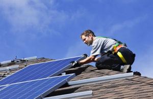 service solar panels